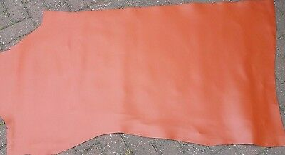 Leather Hide Tan 2Mm Thick Saddle/ Shoe / Craft/Bags 10 Sqft>}