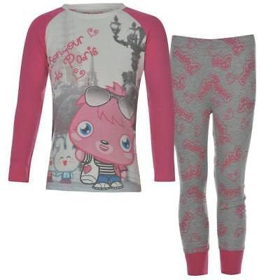 New Lovely Moshi Pyjamas for Girls size 6-7years