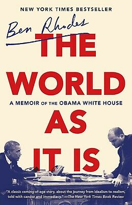 The World as It Is: A Memoir of the Obama White House Paperback – April 2, 2019