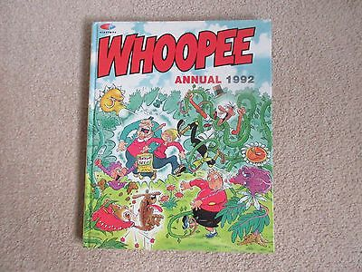 WHOOPEE ANNUAL 1992 - Good Condition