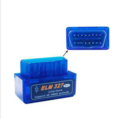 MINI Scanner ELM327 OBDII Bluetooth V2.1 Auto Detector Car Diagnostic Interface