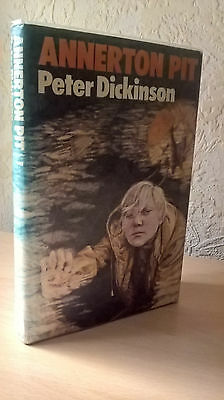 Annerton Pit, Peter Dickinson, Victor Gollancz, London, 1977 [First Edition]