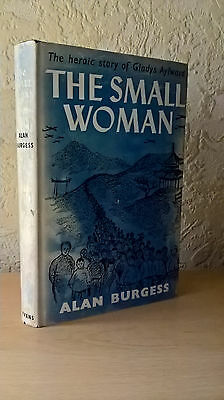 The Heroic Story Of Gladys Aylward, The Small Woman, Alan Burgess, 1960