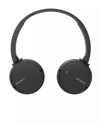 SONY WH-CH500 Wireless Bluetooth Headphones - Black - New - Cheaper Than Currys!