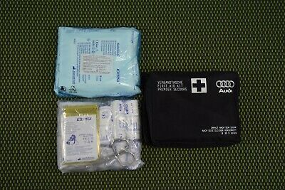 Original Audi Verbandtasche 8W0860282B Verbandskasten first aid bag 08/2022