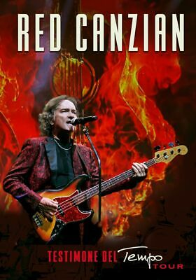 CANZIAN RED - Testimone Del Tempo Tour (red Canzian Limited Edt. Dvd)