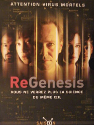 Coffret Dvd Integral Saison 1 Regenesis,Virus Mortels