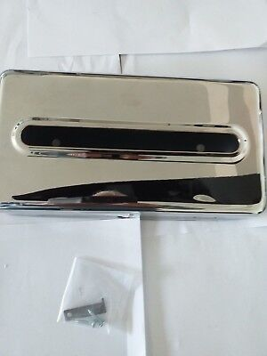 1 x SURFACE MOUNTED FACIAL TISSUE DISPENSER  - FREE POSTAGE