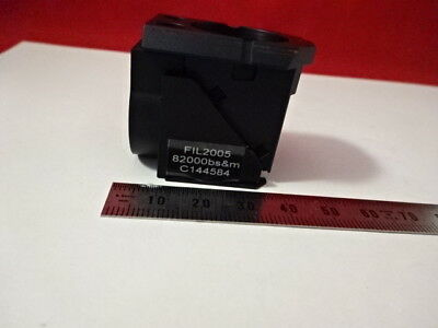 Leica Dmr Fluorescence Filter Cube Fil2005 82000Bs&M Microscope Part Optic 98-31