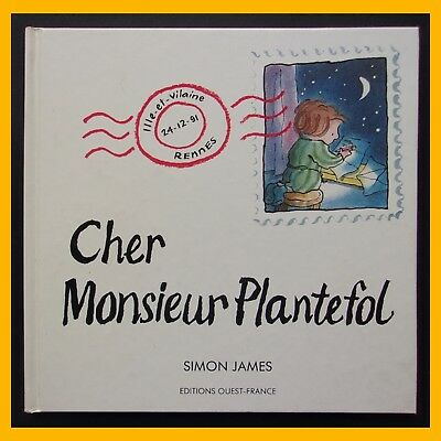 CHER MONSIEUR PLANTEFOL Simon James 1991
