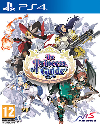 Videogioco PS4 The Princess Guide Nuovo Originale Ita Sony PlayStation 4