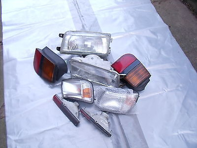 MITSUIBISHI SPACEWAGON full set of front, rear and side  HEADLIGHTS 1991-1998