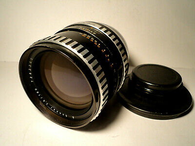 Carl Zeiss Jena Sonnar 1Q 2,8/180mm Good Condition Vintage Lens - Pentacon Six