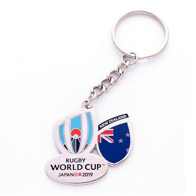 New Zealand Rugby World Cup 2019 Keyring