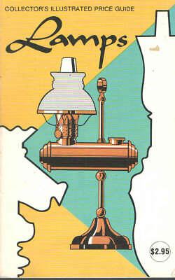 Collector's Illustrated Price Guide Lamps by Bill Schroeder (1977) paperback