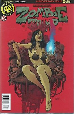 Zombie Tramp #25  Ltd Var Cover  Mature    Fpluss+++++5 Bags And Boards New