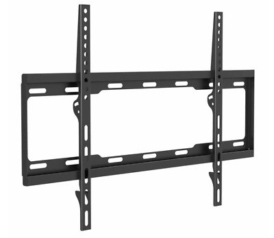 "One Large Fixed Wall Mount for 42""- 80"" Screens, Product can Adjust To Any Size!"