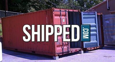 20 FT USED SHIPPING CONTAINER CLEARANCE! WE DELIVER in FORT COLLINS, COLORADO