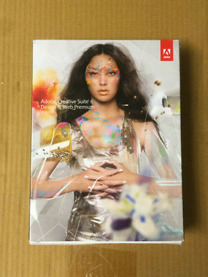 Adobe Photoshop CS6 Extended + Indesign + Illustrator + Windows english Voll BOX