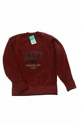 the latest 5ce77 7c830 LEVIS SWEATSHIRT HERREN Hoodie Sweater Pullover Gr. INT M Baumwolle rot  #72f6798