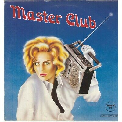 AA.VV. Lp Vinile Master Club / Fonit Cetra TLPX 130 Nuovo