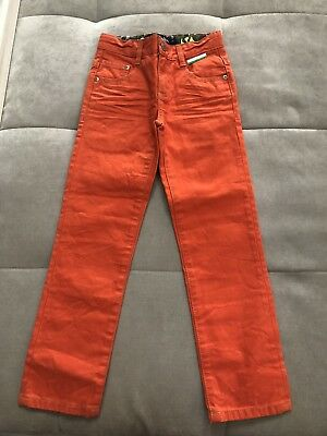 1b88e0435 MINI BODEN BOYS Slim Fit 5 Pocket Jeans Size 6 - $19.99 | PicClick