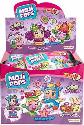 MojiPops Onepack Serie 1 Figuras coleccionables Color Surtido Magic Box PMP1D82