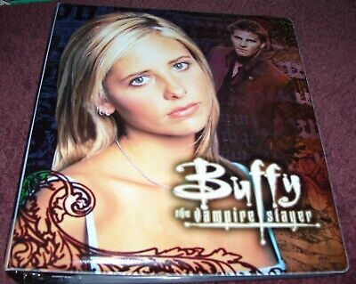 Buffy the Vampire Slayer INKWORKS BINDER
