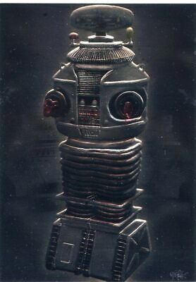 Inkworks Lost In Space Classic Robot Card #R1 From 1997