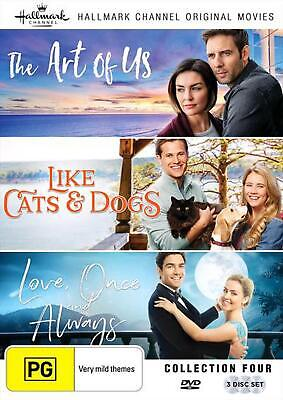 Hallmark - The Art Of Us / Like Cats And Dogs / Love Once And Always : Collectio