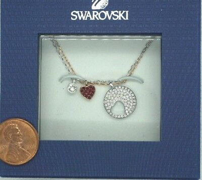 c07d0c0d5 SWAROVSKI CRYSTAL WISHES Star Set Pendant Necklace 5253997 *NEW IN ...
