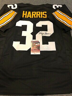 365c089f6 CHRIS BOSWELL AUTOGRAPHED SIGNED Jersey TSE COA Pittsburgh Steelers ...