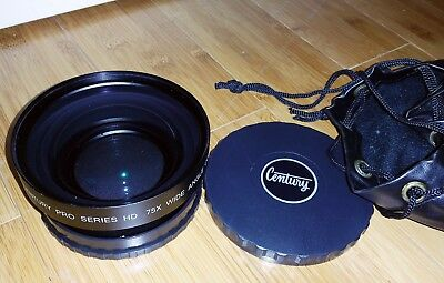 Century 0.75X HD Wide Angle Conversion Lens Mark III for PMW-EX1 EX1R EX3 PMW200
