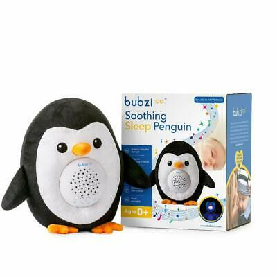 Bubzi Co White Noise Sound Machine Sleep Aid PENGUIN – Moms Top Baby Shower Gift