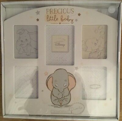 Mothercare Disney Dumbo Precious Little Baby Photo Frame Baby 🍼 Shower Gift 🍼