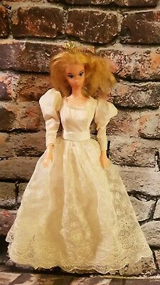 """Vintage Barbie 12"""" Doll by Mattel Marked 1966 Taiwan/US Patent Pending Blonde t6"""
