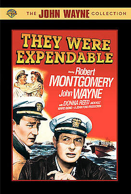 They Were Expendable (DVD, 2007) Like New  Viewed 1X  FAST FREE SHIPPING!