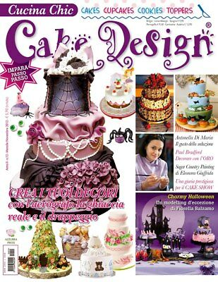 3 RIVISTE CAKE design - EUR 1,00 | PicClick IT