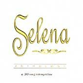 Anthology by Selena (CD, Apr-1998, 3 Discs, EMI Music Distribution)
