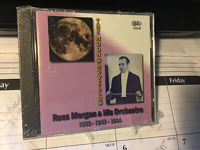 The Moon Was Yellow by Russ Morgan & His Orchestra NEW CD