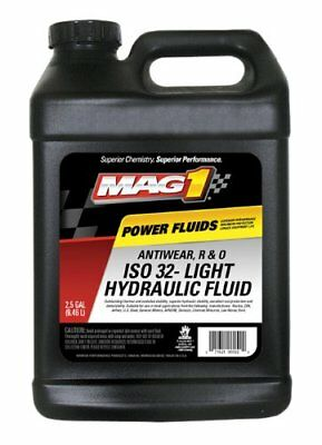Mag 1 322 AW ISO 32 Hydraulic Oil - 2.5 Gallon Pack of 2