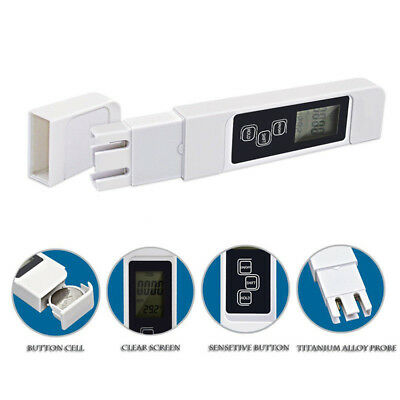 Digital LCD TDS Meter Digital Water Tester Home Water Quality Purity Test/Tester