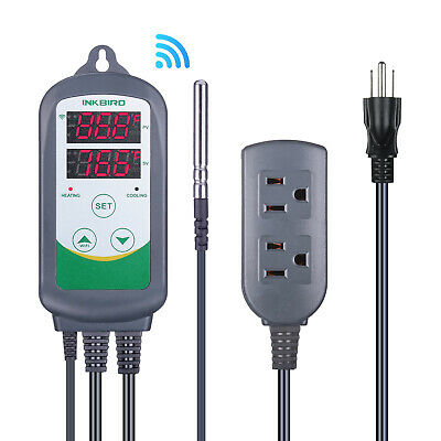 Inkbird Digital Temperature Controller WIFI 308 Programmable Thermostat Switch