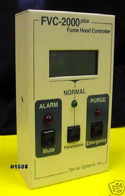 Fume Hood Controller (Electrical)