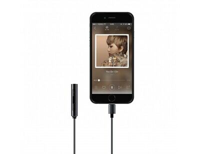 FiiO i1 DAC e Amplificatore e per cuffie Apple Lightning 80cm