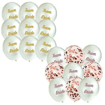 Bulk Offers Balloons Latex Team Bride Hen Party Decoration Night Do Bride To Be