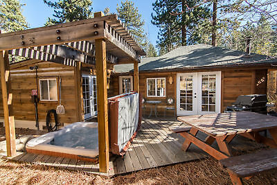 3 Nights: Updated Lake Tahoe House Home by RedAwning ~ RA133360