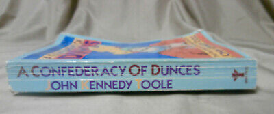 "1987 ""A Confederacy of Dunces"" by John Kennedy Toole - Grove Press - Paperback"