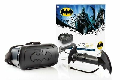VRSE Batman Virtual Reality Game VR Glasses Bluetooth Remote for Android/iOS Toy