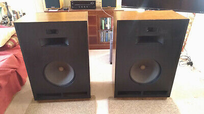 KLIPSCH CORNWALL SPEAKER, very updated crossovers and